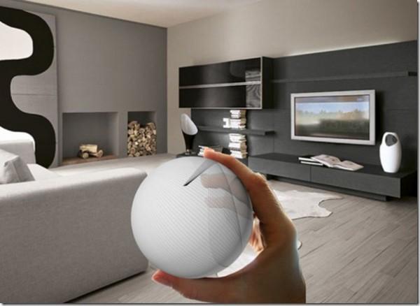 SmartBall Concept pour ordinateur