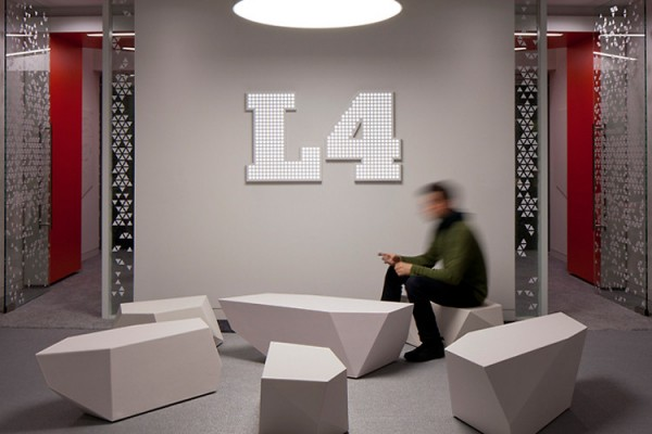 Google's Newest Office