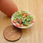 Miniature Food Sculpture