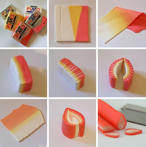 Miniature Food Sculpture Food Artworks