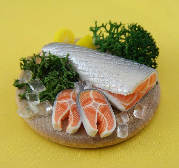 Miniature Food Sculpture