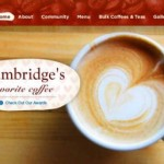 15 Inspiring Examples of Coffee Websites