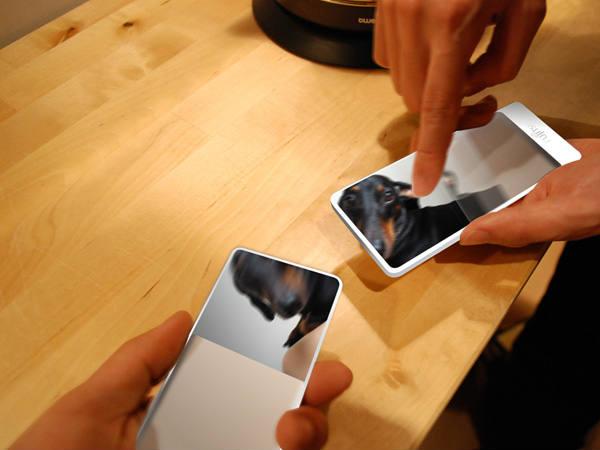 Concept of Brick Smartphone Pics