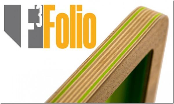 Concept F3 Folio iPad Case