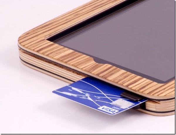 F3 Folio iPad Case by Ray Hill Studios