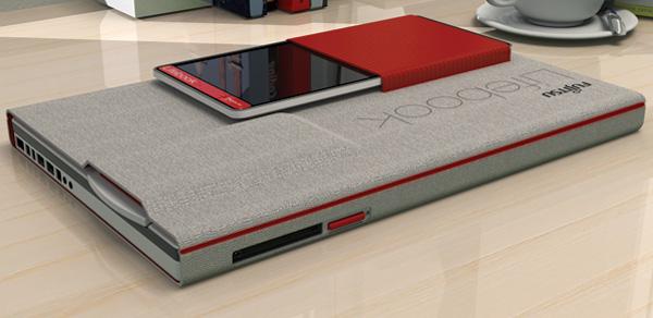 Fujitsu Lifebook Laptop Concept 2013