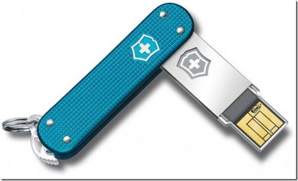 Coolest thumb drive