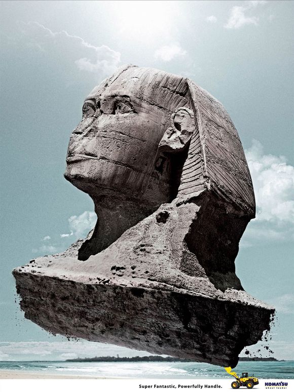 Komatsu Wheel Loader Sphinx