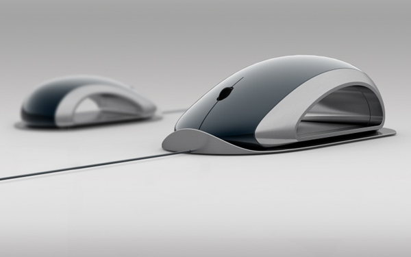 Zero Mouse by Oliver Rosito