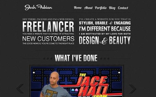 Josh Fabian is a website fro freelancers