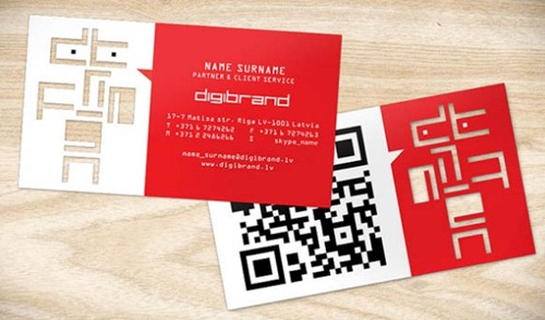 QR codes and some design ideas