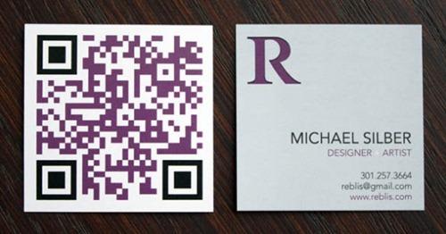 Reblis.com Business Card