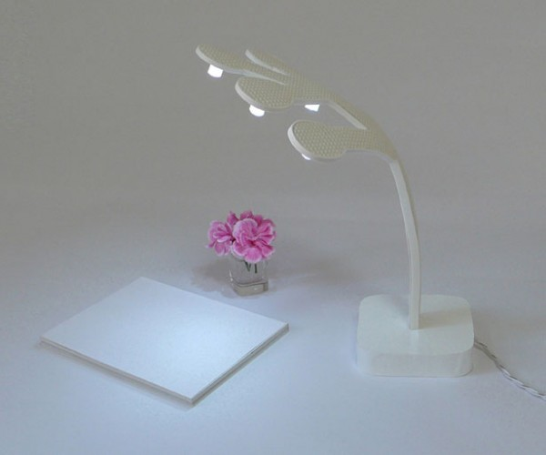 Tree of Life LED Desk Lamp Pictures