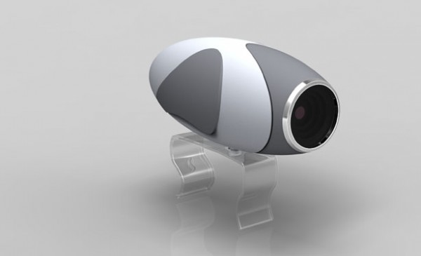 Webcam Concept by Anoop M
