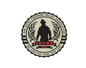 Sdfra is a creative logo design