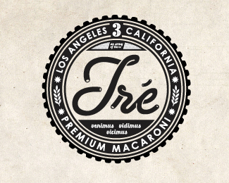 Tre Mac N' Cheese is nice logo design