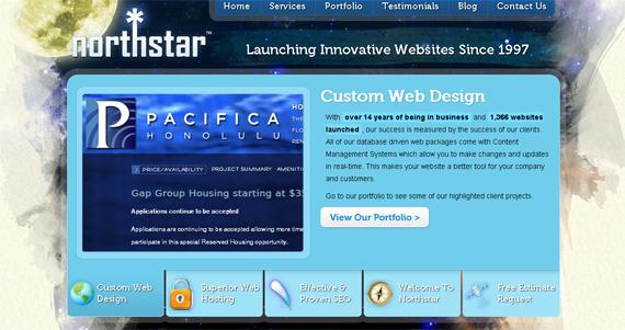 North Star Web Design