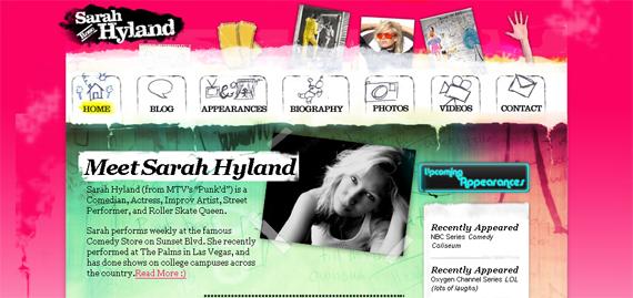 Sarah Hyland