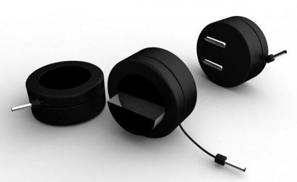 Mobile Charger Concept by Arun Paul