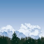 15 Free Landscape Vector Graphics