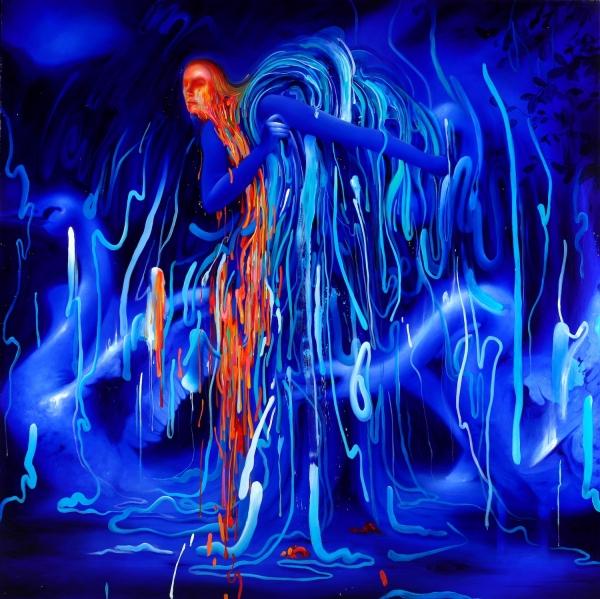 Mythical Painting Swansofleda