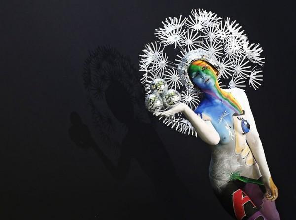 15th World Bodypainting Festival