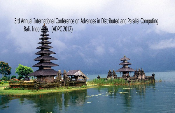3rd Annual International Conference on Advances in Distributed and Parallel Computing-