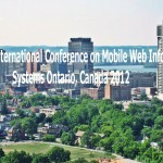 9th International Conference on Mobile Web Information Systems 2012