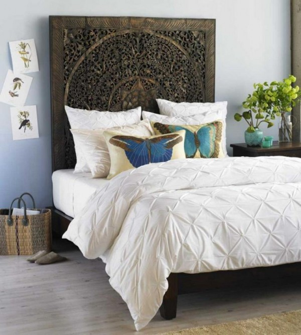 Cool Ideas For Headboards: 25 Cool And Creative Headboards