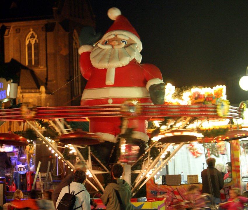 Christmas market in Gelsenkirchen