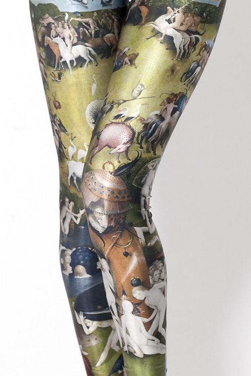 Unusual Leggings by James Lillis