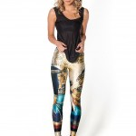 Sexy Leggings, Swimwear and Skirts by James Lillis