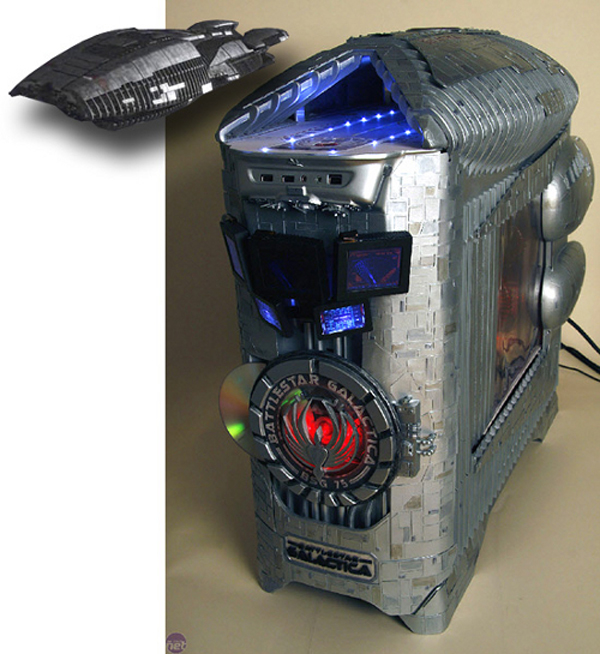 open air computer case