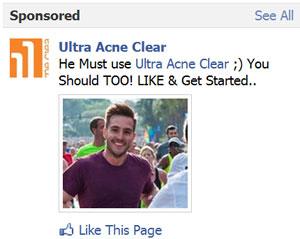 Hilarious Facebook Ads