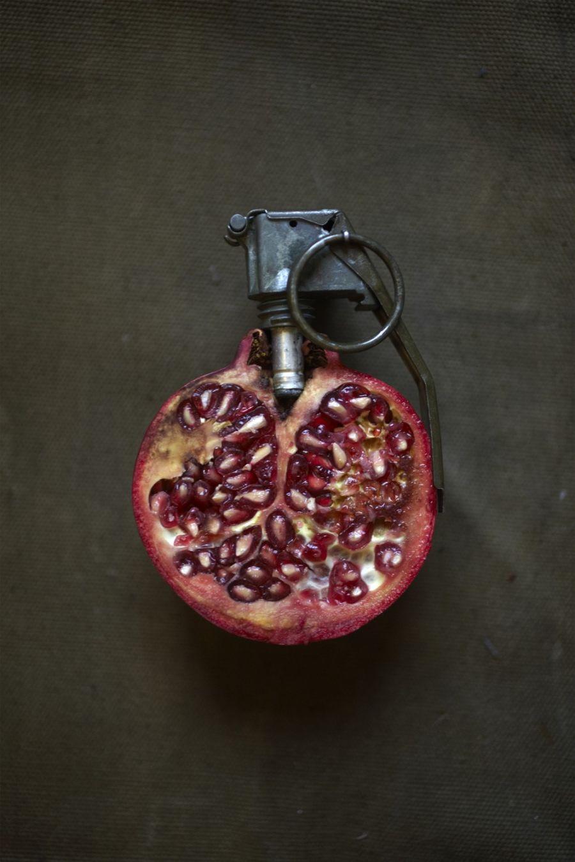 Sarah Illenberger Food Art