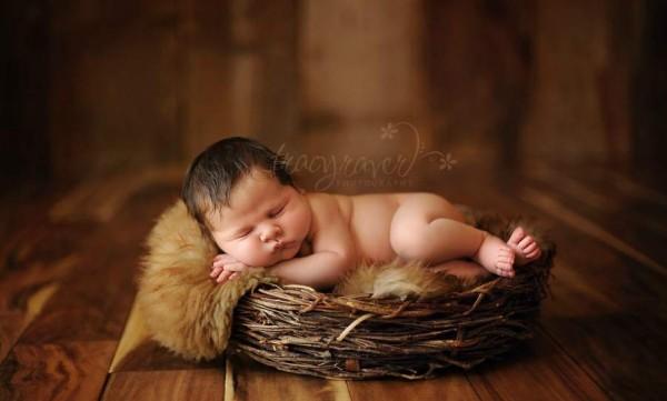 Adorable Sleeping Babies