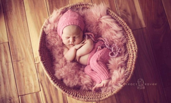 Adorable Sleeping Babies by Tracy Raver