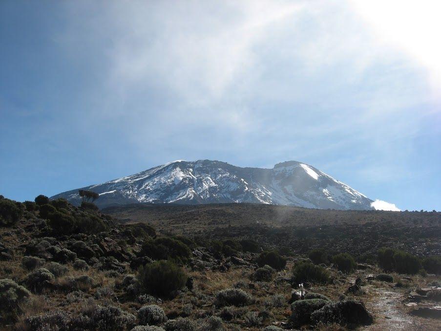 Photos of Mount Kilimanjaro