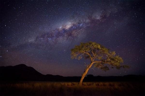 Landscape Photographs of Namibia