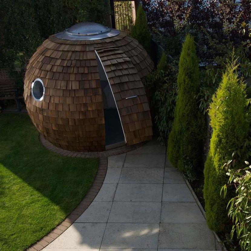 Archipod Future Garden Office Concept