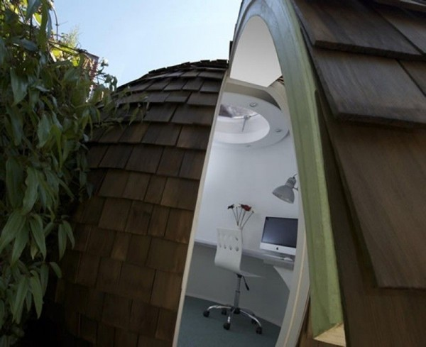 Archipod Future Garden Office Concept