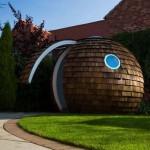 Archipod, a New Concept of Garden Office