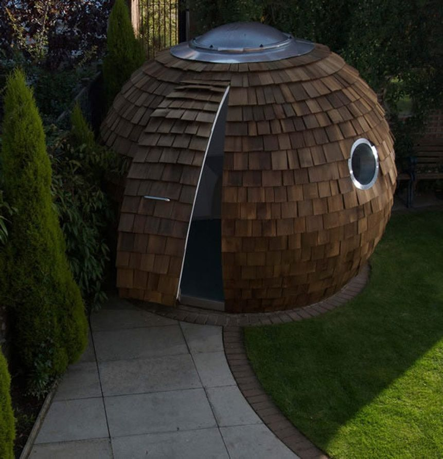 Archipod Garden Office