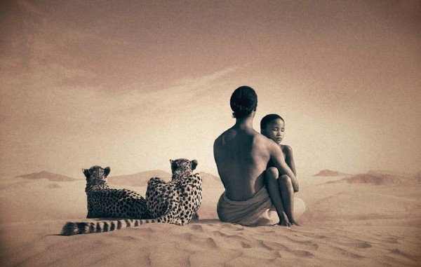 Photography by Gregory Colbert
