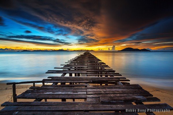 Bridge @Batu Payung by Bobby Bong