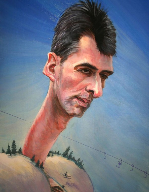 Caricatures by Dennis Lopatin