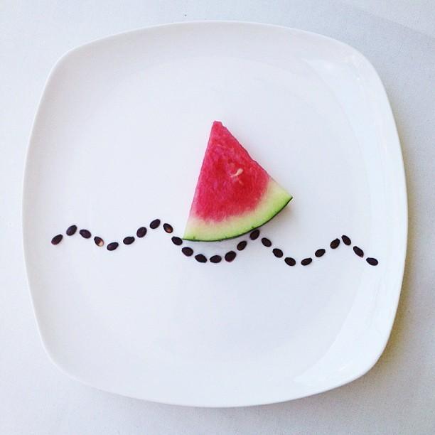 Wonderful Food Art by Red Hong