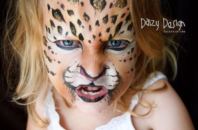 Amazing Face Paintings