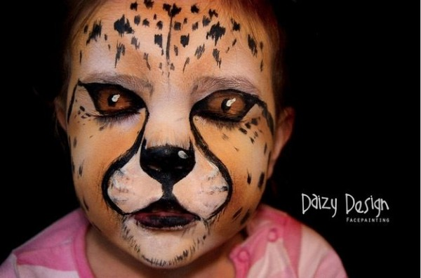Wonderful Face Paintings of Children
