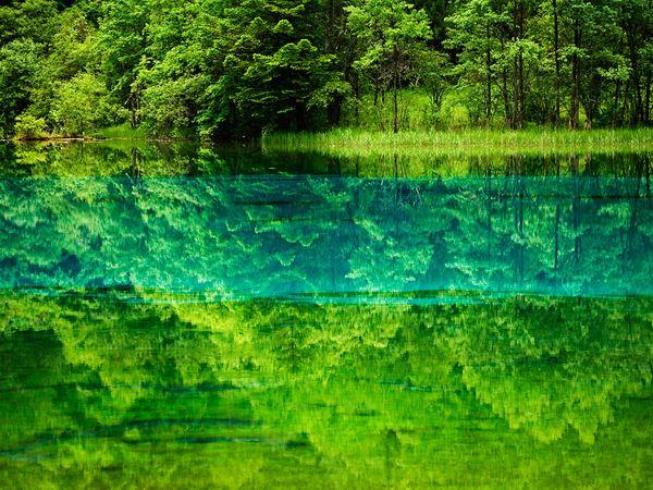 Five Flower Lake, China